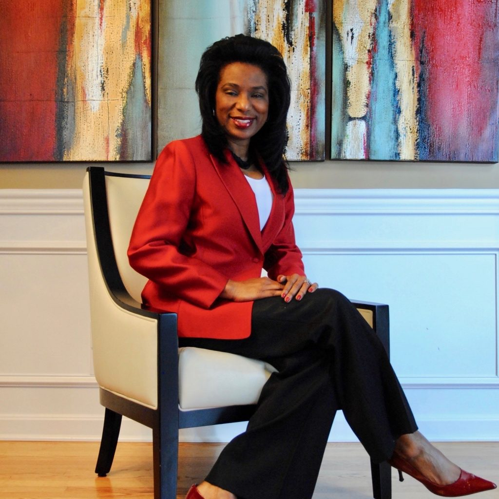 Kimberly R. Jones, owner of Practical Stylish Living
