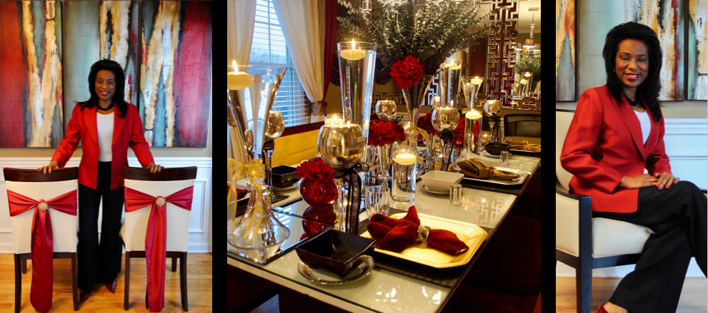 Kimberly R. Jones Interior Designer Party Styling Services