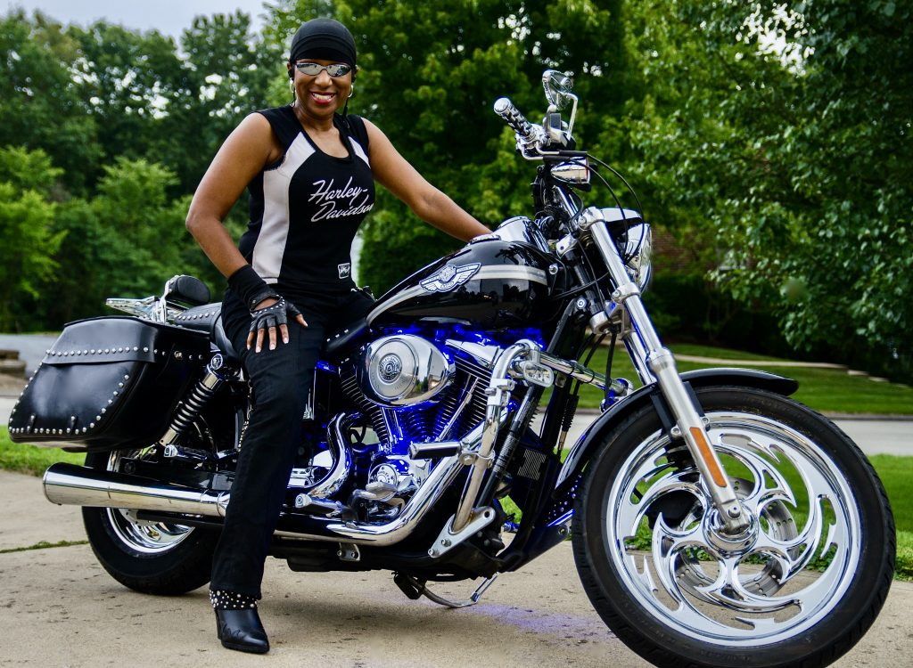 Kimberly R. Jones Harley-Davidson motorcycle contest