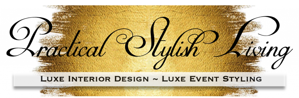 Practical Stylish Living luxe interior design and luxe event styling. Upgrade interior door levers