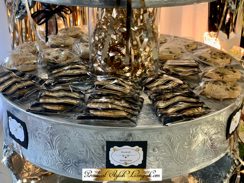 Practical Stylish Living cookie display