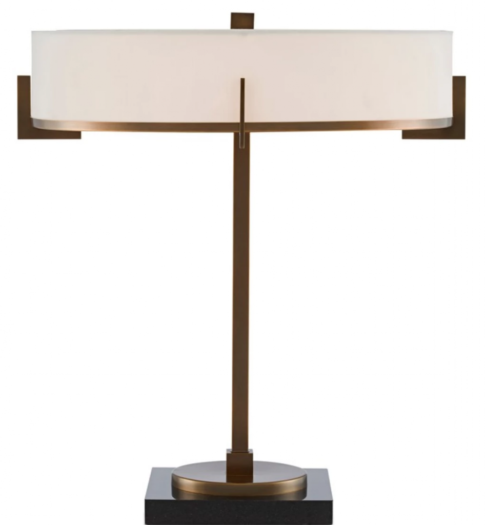 Practical Stylish Living's favorite table lamp