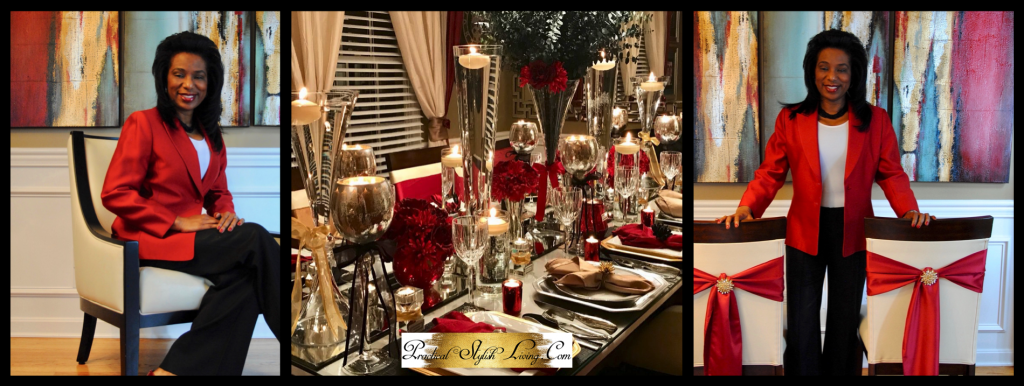 Kimberly R Jones interior design and event styling services