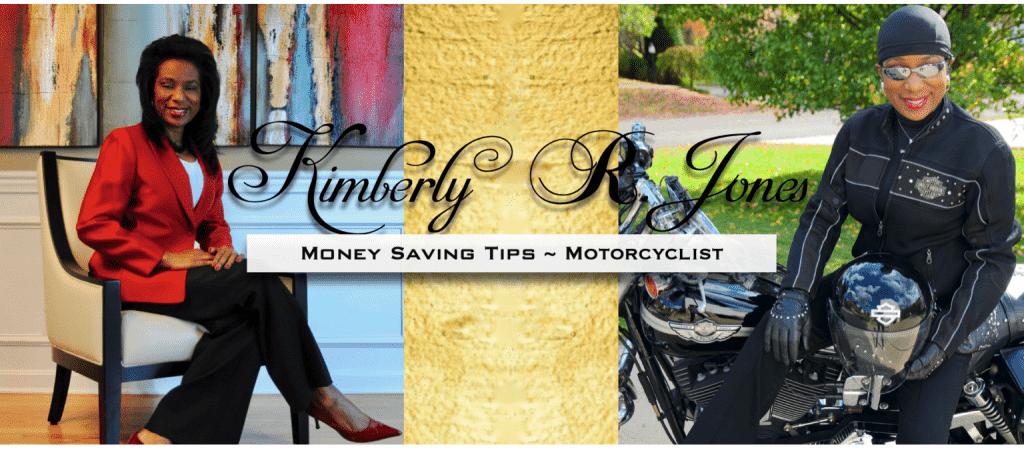 Kimberly R Jones shop the look and money saving tips