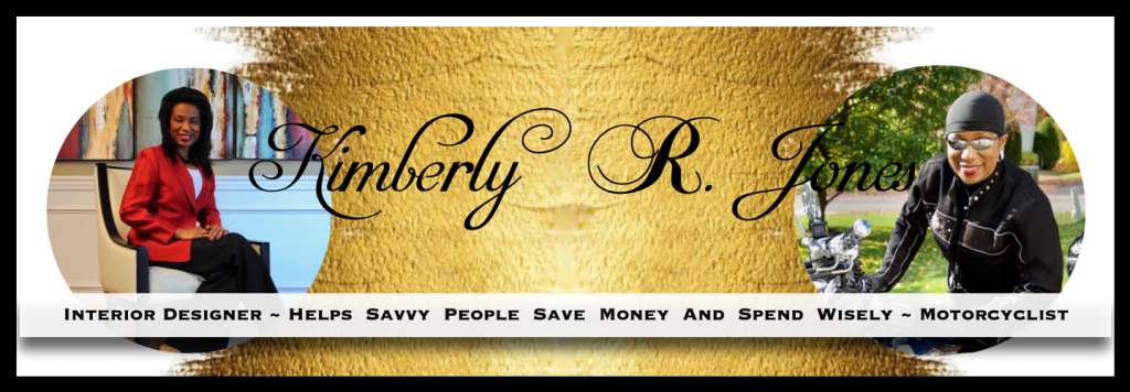 Kimberly R Jones helps savvy people save money and spend wisely