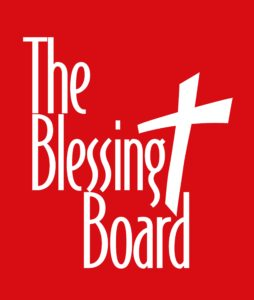 The Blessing Board Logo